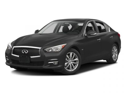 New 2017 INFINITI Q50  With Navigation & AWD